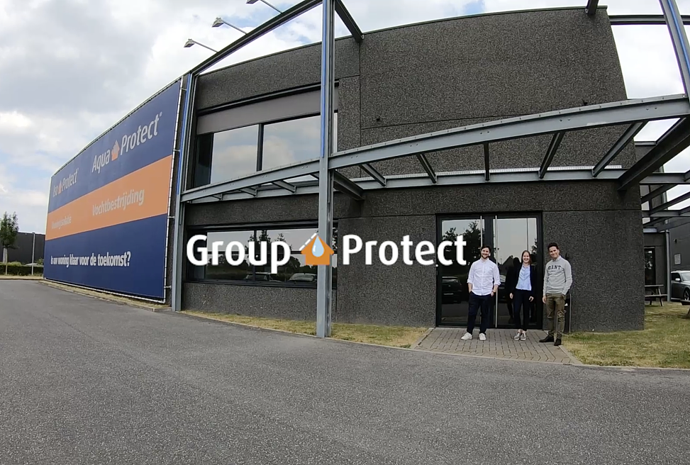 Stage lopen bij Group Protect
